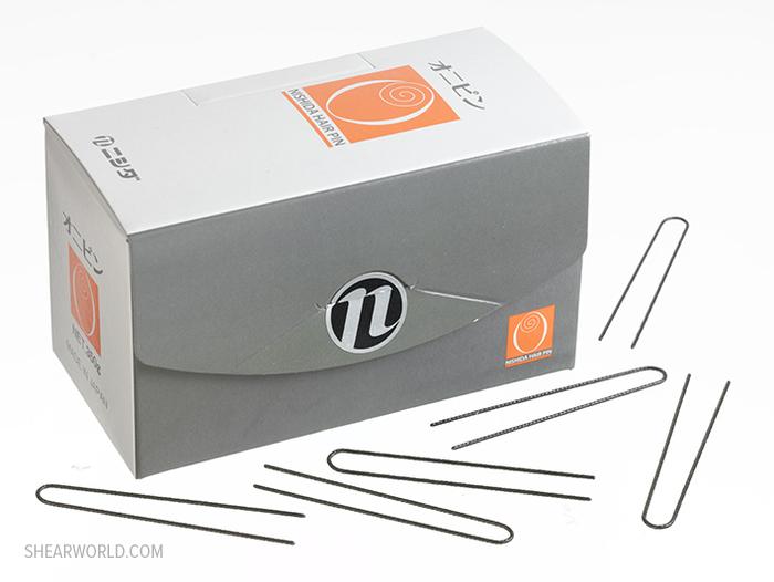 """Nishida U-Pins """"O"""" (medium) - 2 1/8"""""""