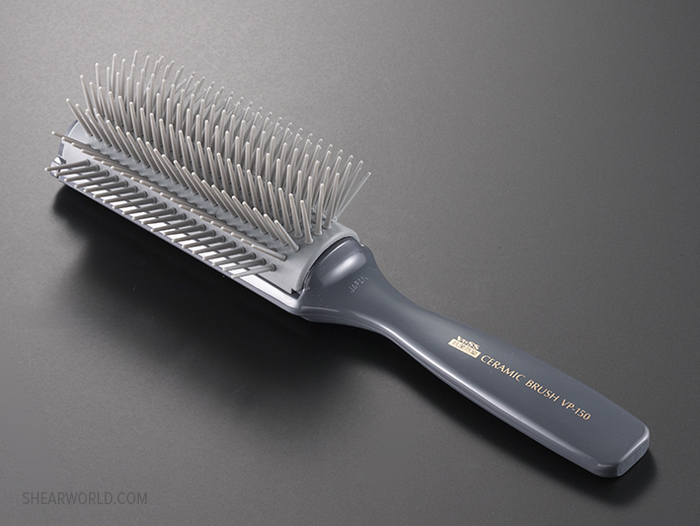 Vess VP-150 9-Row Ceramic Blowout Brush