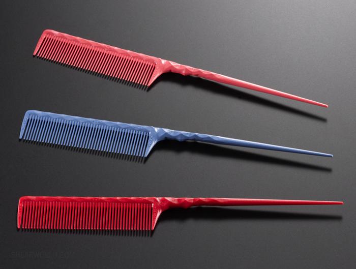 """Primp #814 Tail Comb - 8.5"""""""