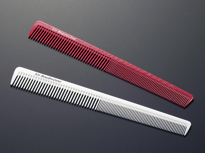 """Beuy Pro- #201 Barbering Comb7"""""""