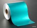 Color roll foil med turquoise 00018