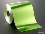 Color roll foil med chartruese 00005