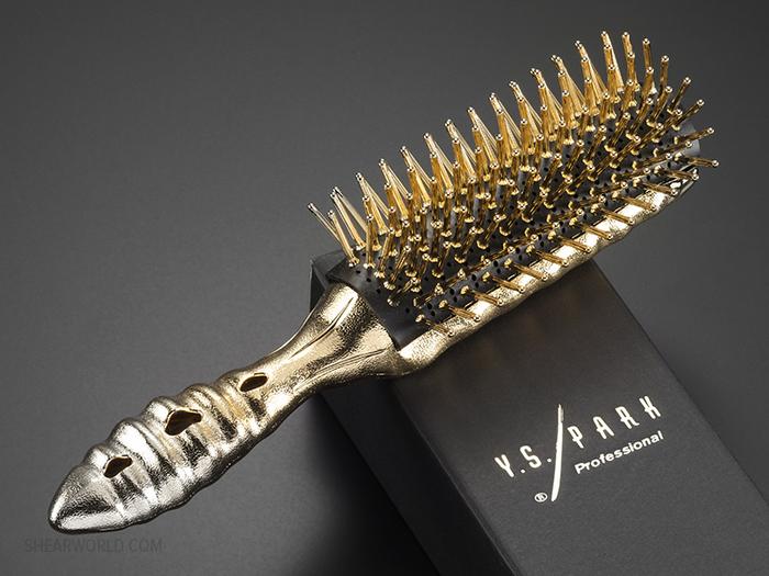 YS Park Luxury Collection - Metal Lap Brush