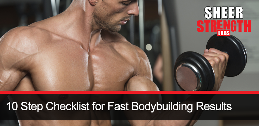 Bodybuilding Techniques and Strategies in Workout