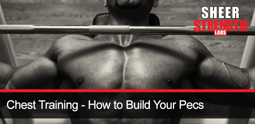 Chest Training With Bench Press and Supplements
