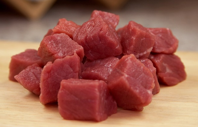 Muscle Building Foods: Beef