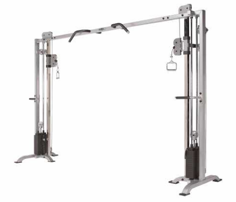 Workout Machines: Cable Station