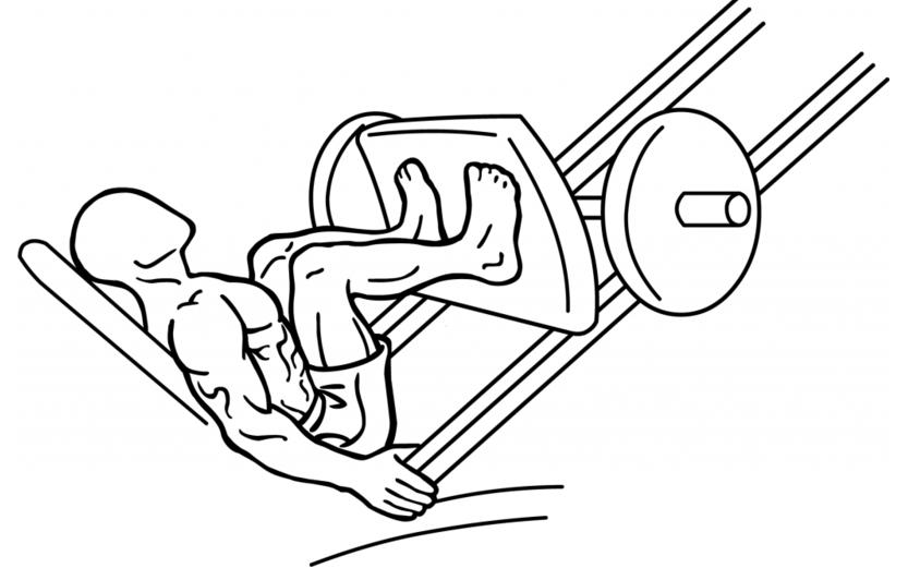 Workout Machines: Leg Press