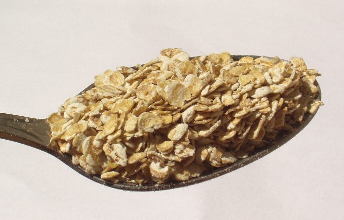 Muscle Building Foods: Oats