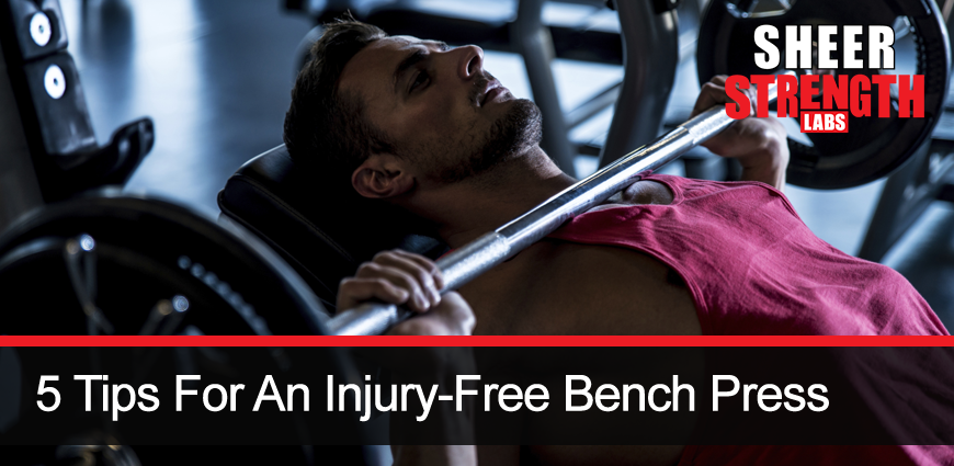 Bench Press and How to Properly Do It