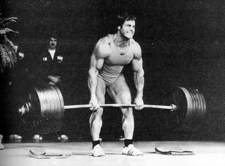 Deadlifting and Power Lifting
