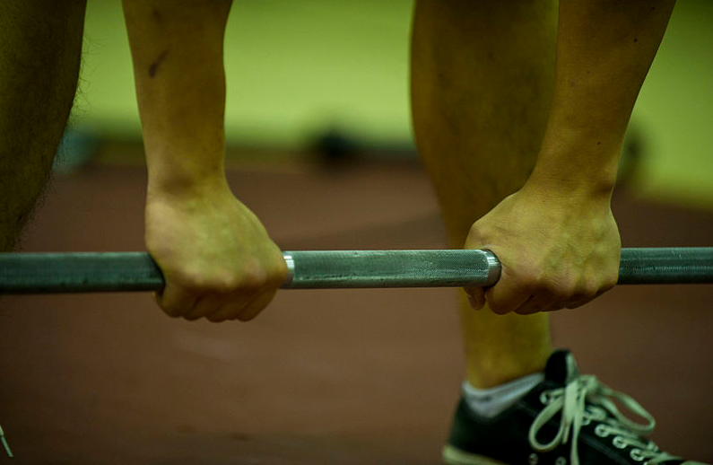 Deadlifting to Boost Your Strength With Hand Grip