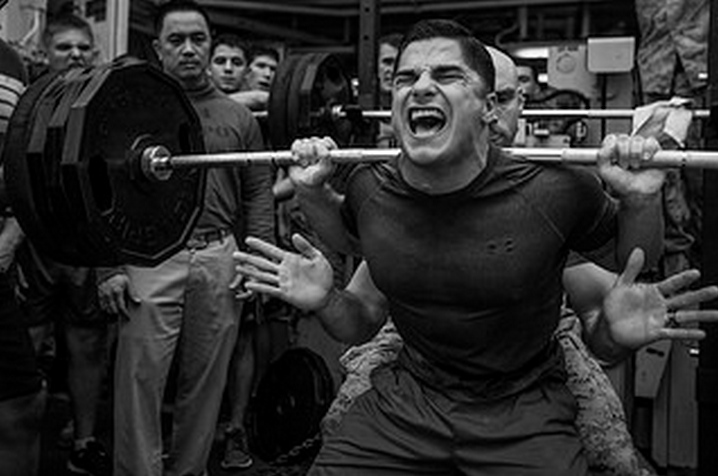 Exercises that Are Ultimate to Build Muscles Fast: Squats US Fifth Fleet