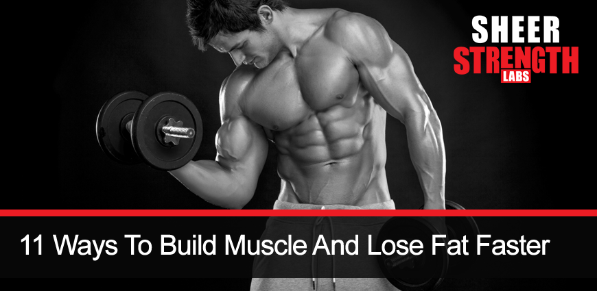Build Muscle Fast and Lose Weight