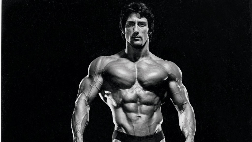 Build Muscle With Frank Zane