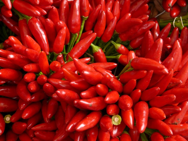 Weight Loss Food: Benefits of Chillies