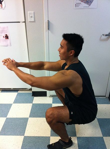 Strength Training Workouts: Parallel Squat Form