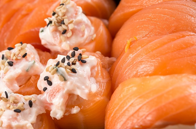 Weight Loss Food: Oily Fish and Salmon