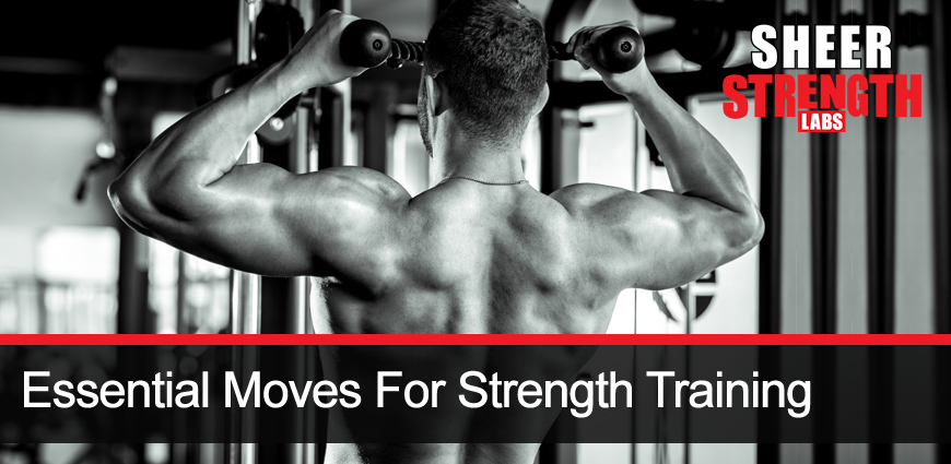 Strength Training and Strength Exercises to Build Muscles