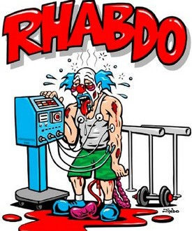 CrossFit, Muscle Pains and Rhabdomyolysis With Uncle Rhabdo