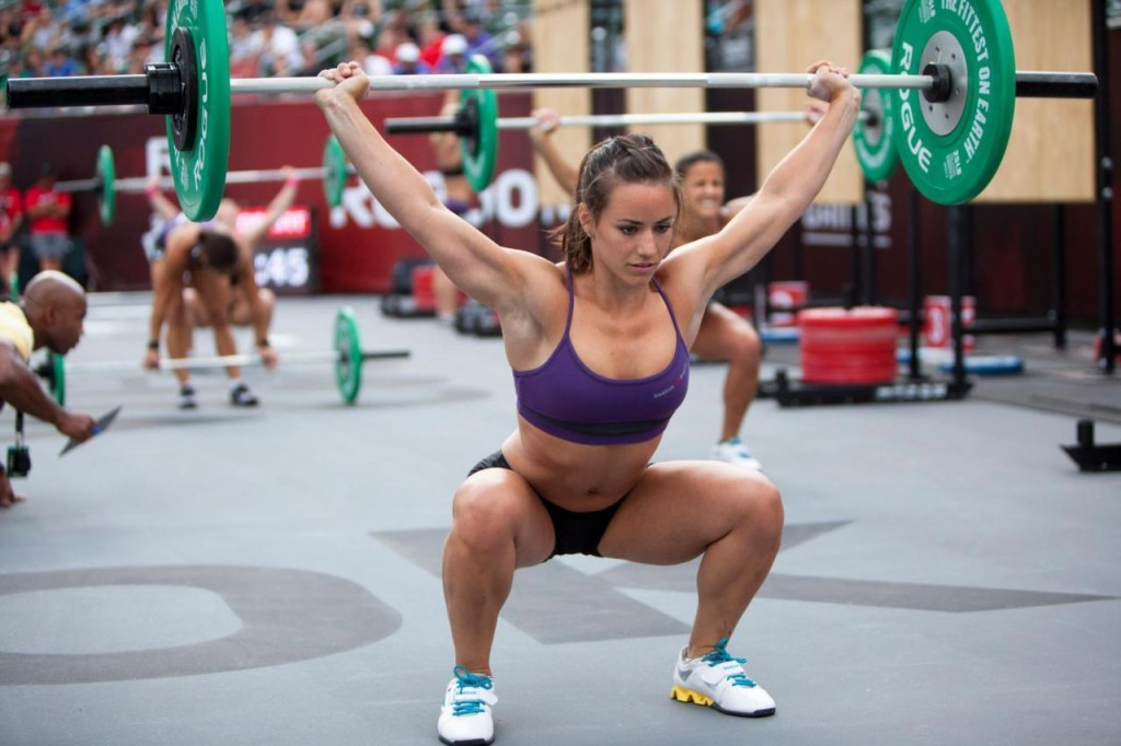 CrossFit With Camille Leblanc-Bazinet