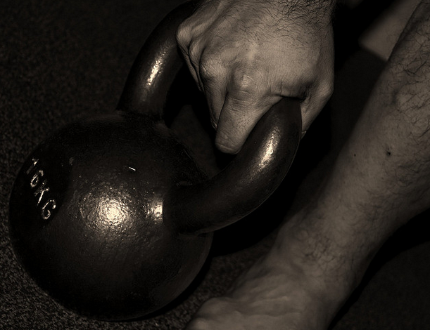 Kettlebells Deadlifts With Rob Gillies