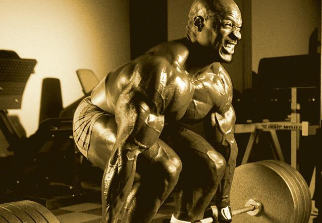 Strength Training and Strength Exercises With Ronnie Coleman