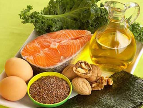 Muscle Building Nutrition With Healthy Fats