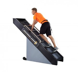 Cardio Machines that Really Work: Jacob's Ladder
