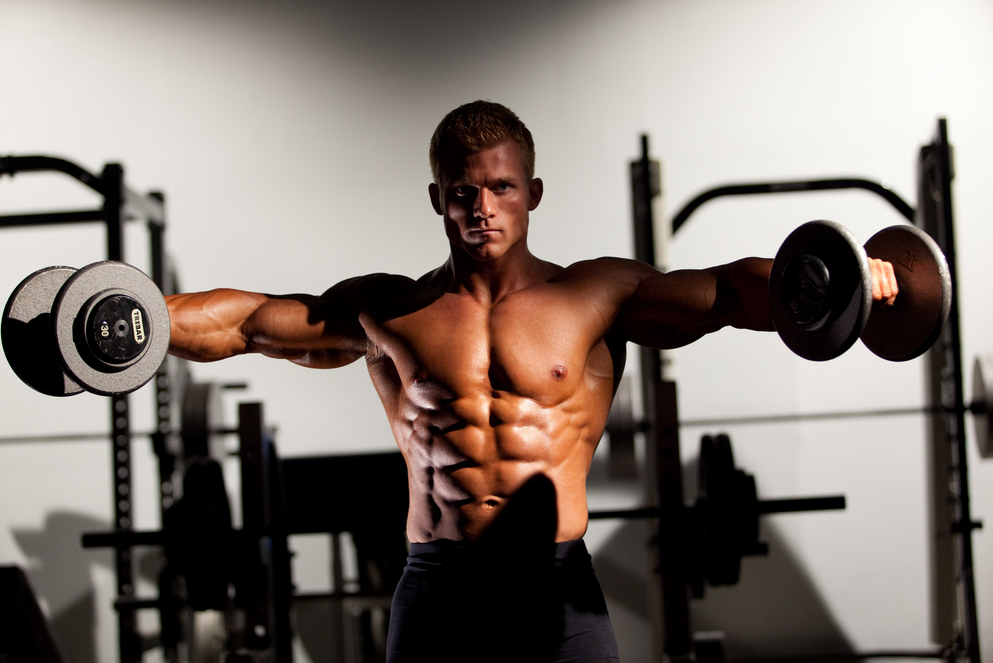 Boulder Shoulders: Lateral Raise