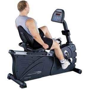 Cardio Machines that Really Work: Recumbent Bike