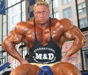 Boulder Shoulders: How to Get a Huge Hulking Chunks With Markus Ruhl