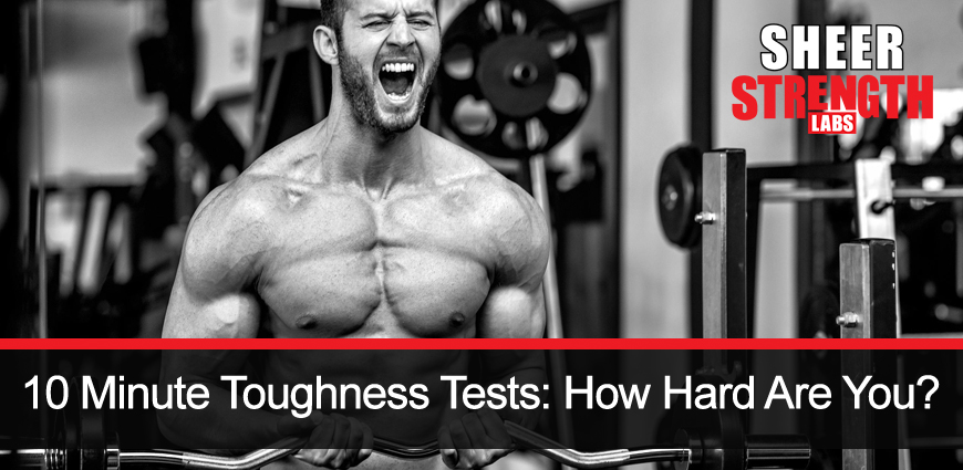 Toughness Test Using Different Exercises to Build Strength