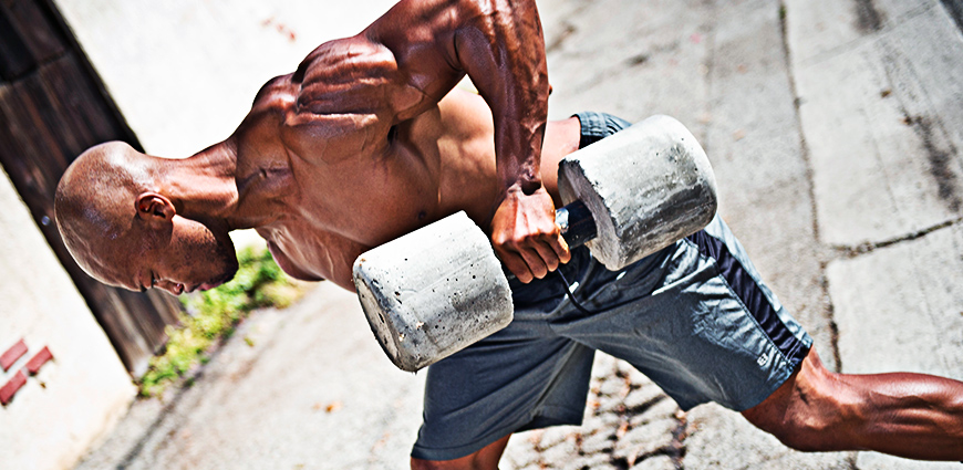 Matt Wichlinski's 5 Rules of Gaining Muscle Mass