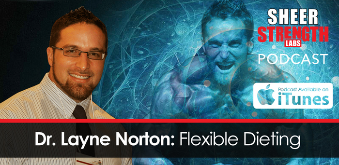 Dr. Layne Norton- Flexible Dieting
