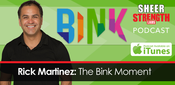 Rick Martinez - The Bink Moment