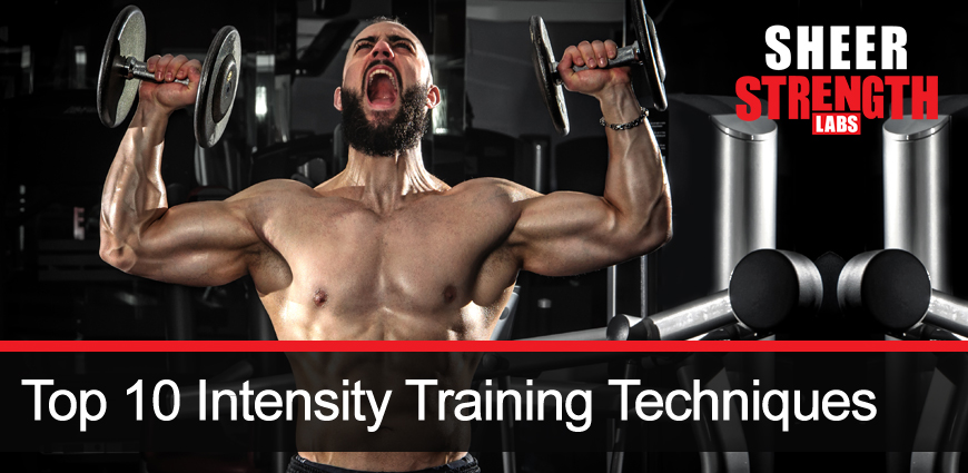 Intensity Training Techniques to Get That Huge Bump