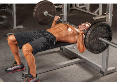 Bench Press Tips, Techniques and Variations: Boost Bench Press