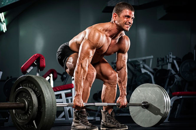 Deadlift: A Test of Body Strength