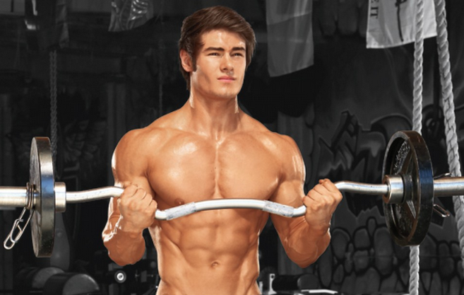 Freshman Training Workout Plan: Curls Exercise