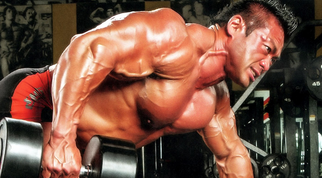 Freshman Training Workout Plan: One Arm Rows Exercise