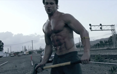 Muscle and Strength? Using Physical Labor Like Sledgehammer Exercises