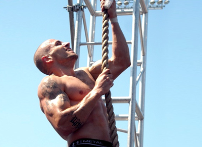 Muscle and Strength? Using Rope Climbing Exercises