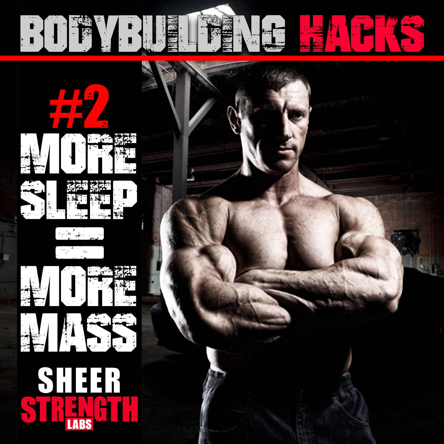 Bodybuilding Hacks: Sleep More