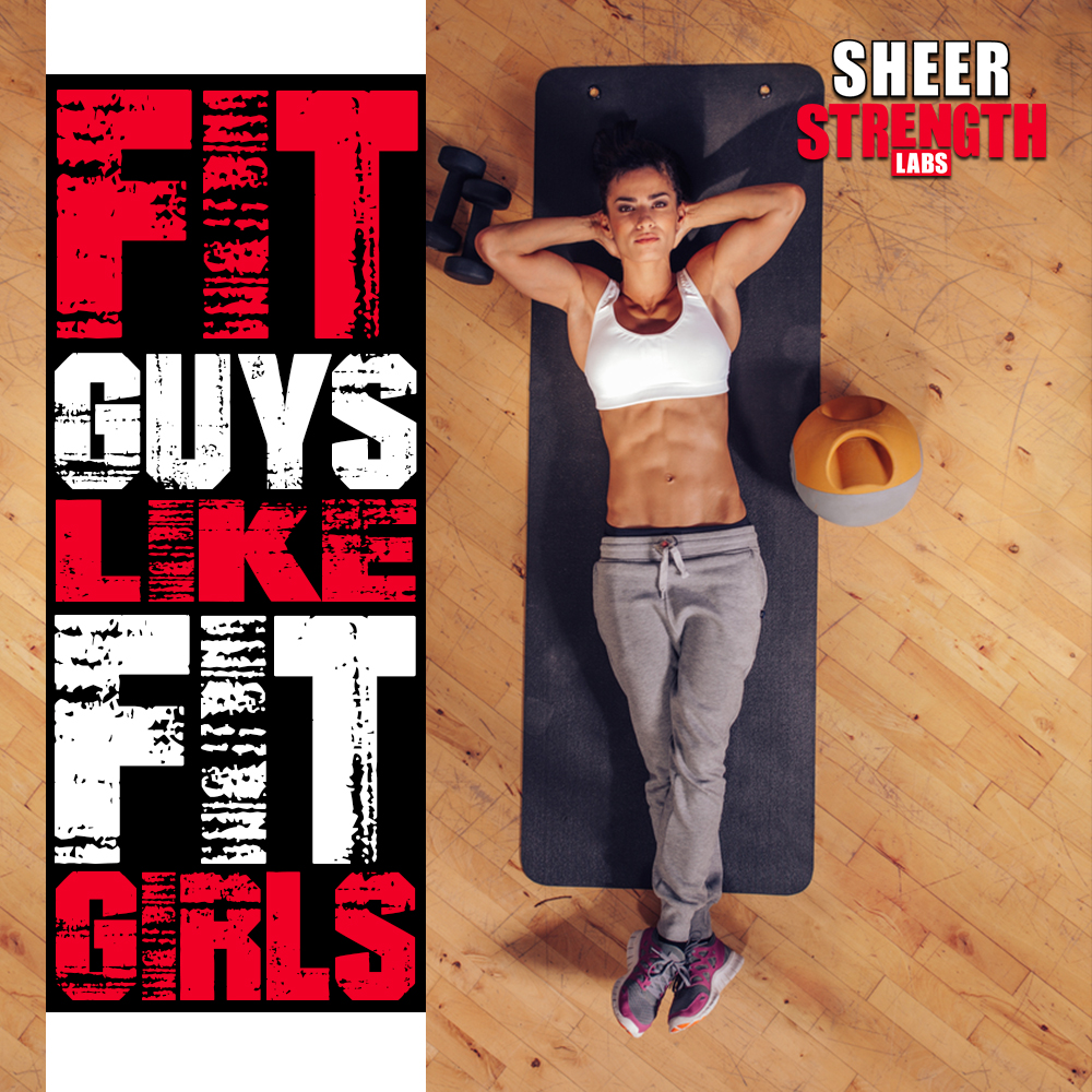 Why Fit Guys Like Fit Girls