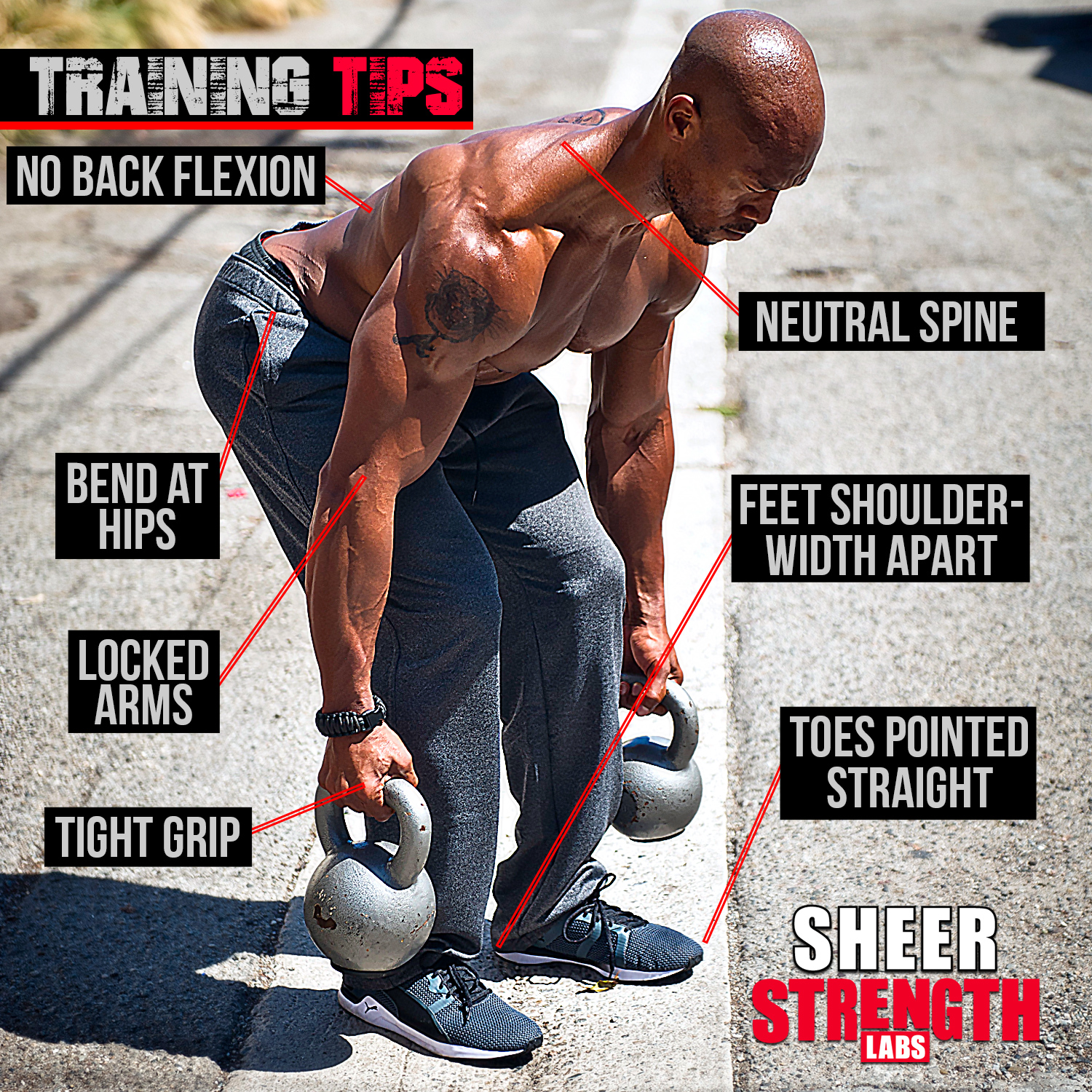 How to do the Suitcase Deadlift
