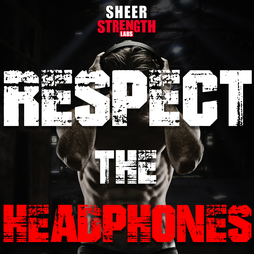 Sheer Gym Etiquette: Respect the Headphones
