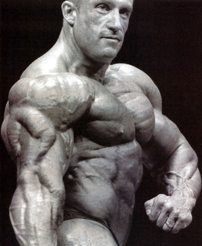 Tricep Workout With Dorian Yates