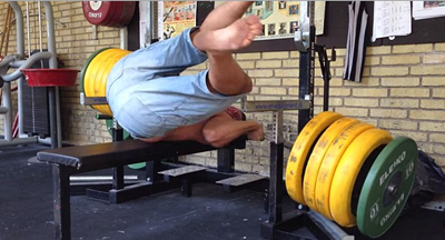 Bench Press for Safety and Avoid Injuries