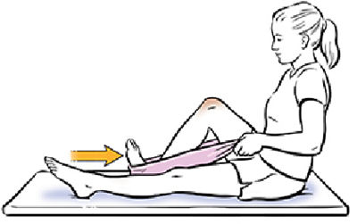 Knee Conditioning Exercises: Knee Flexion